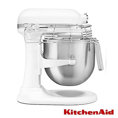 【公司貨】KitchenAid 8Qt 商用升降式攪拌機 3KSMC895TWH
