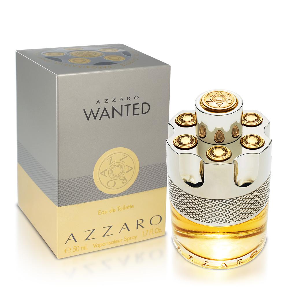 (即期品)AZZARO 致命武器男性淡香水50ml