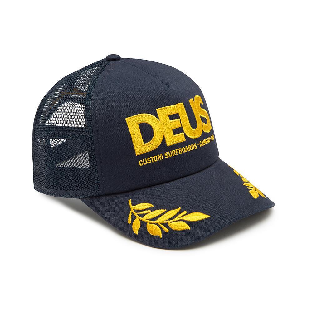 Deus Ex Machina Logo卡車帽