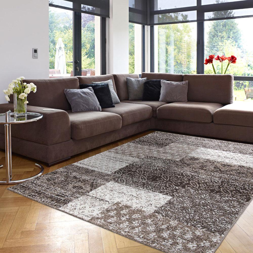 Ambience-比利時Nomad現代地毯 -土庫曼(135x190cm)