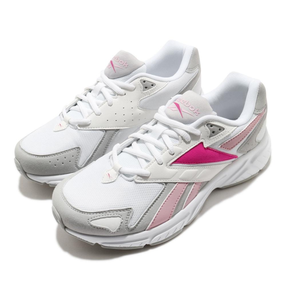 Reebok 慢跑鞋 Royal Hyperium 運動 女鞋 輕量 透氣 舒適 避震 路跑 健身 白 灰 FV0194