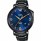 ALBA雅柏 Tokyo Design 原創情人節限定手錶(AS9H47X1)-42mm