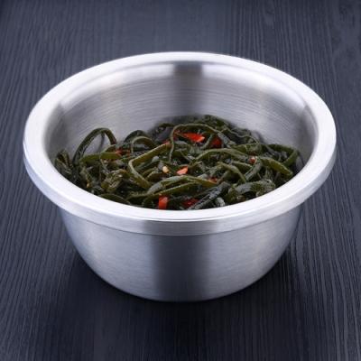 PUSH!廚房用品加厚304不鏽鋼調料盆調味缸洗菜盆和麵盆打蛋盆(30cm)D188-1