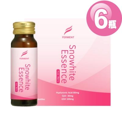 天然生技 活性玻尿酸美妍凝露50ml(6瓶裝)
