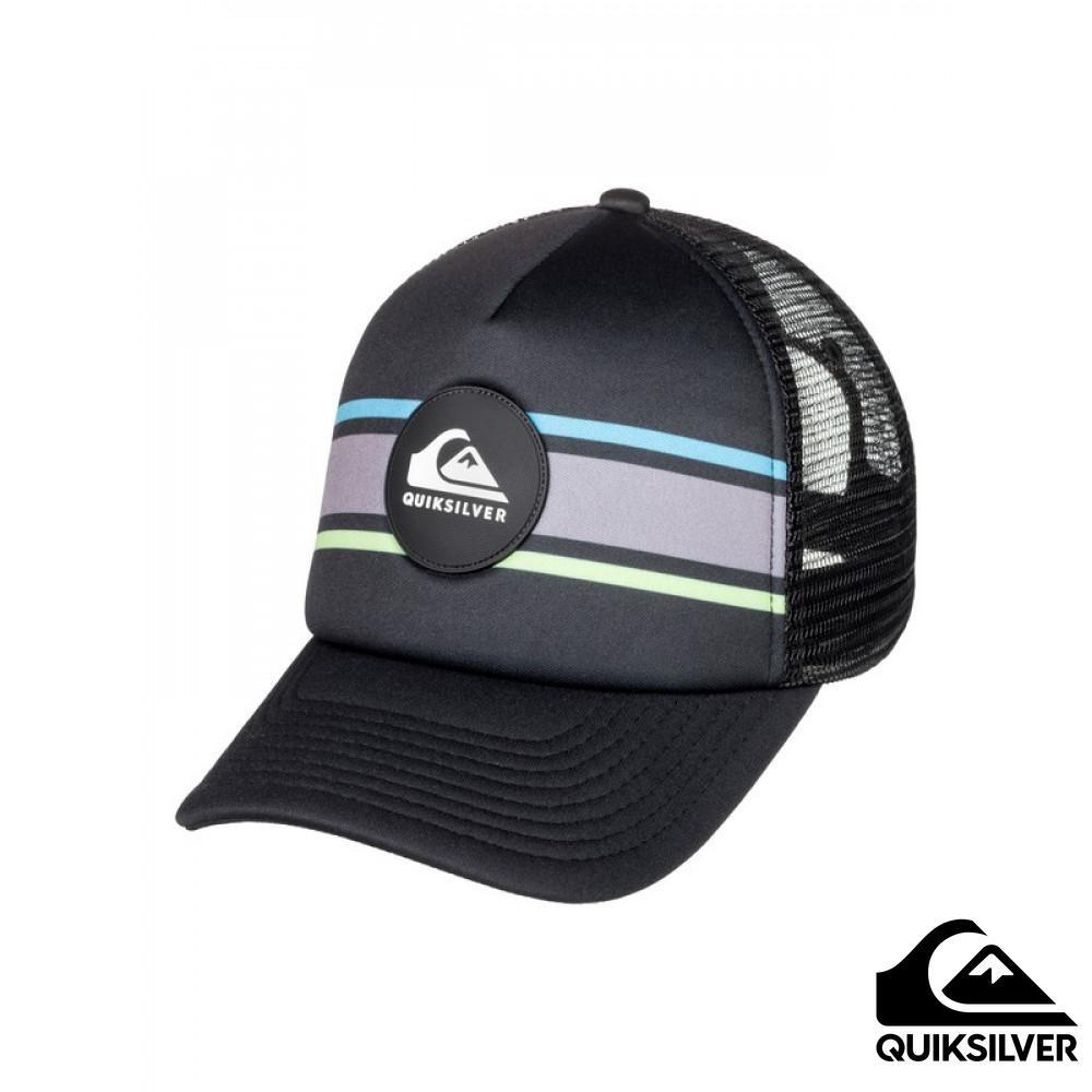 【Quiksilver】SEASONS DEBATE 帽子 黑