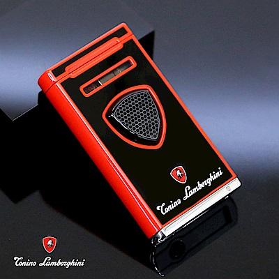 藍寶堅尼Tonino Lamborghini PERGUSA LIGHTER打火機(紅黑)
