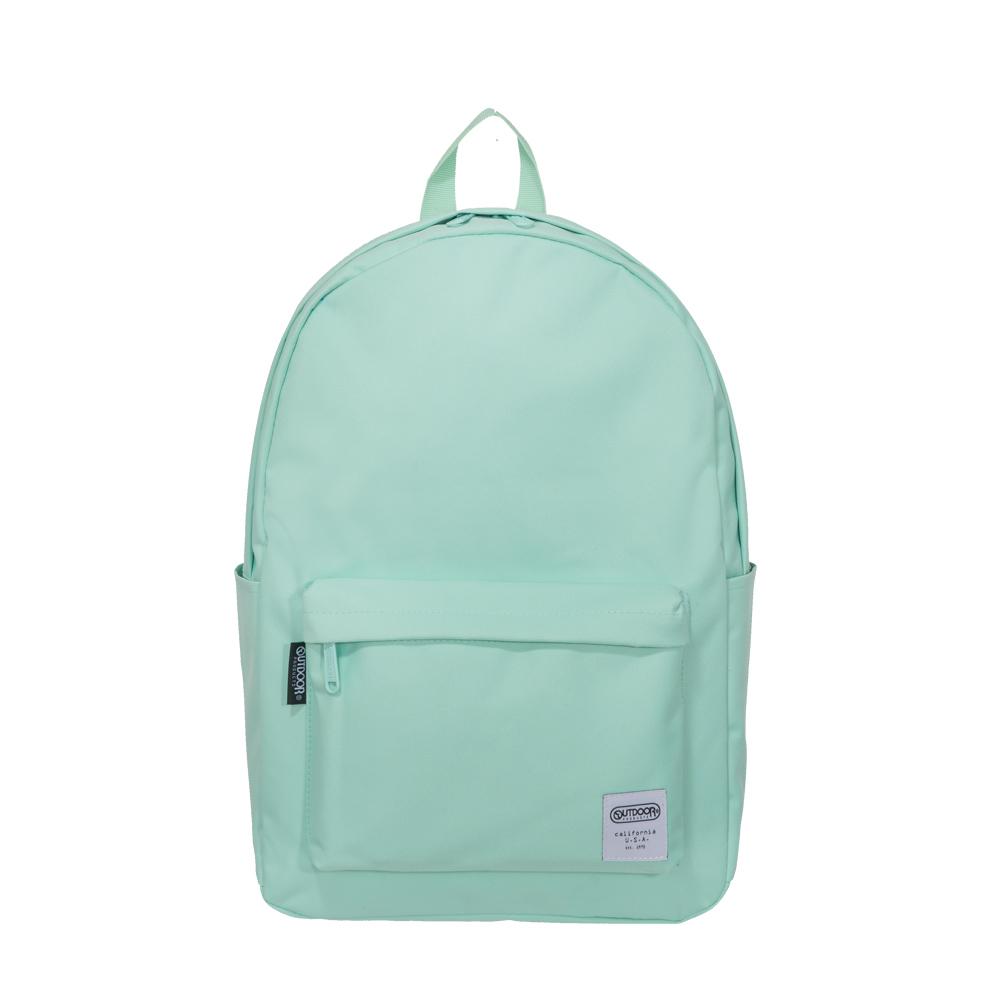 【OUTDOOR】極簡生活2.0-後背包-粉彩藍 OD49159PBL