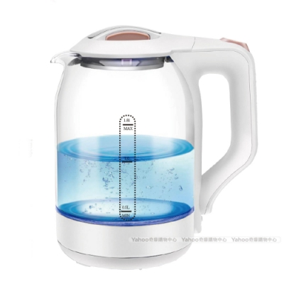 LAPOLO藍普諾玻璃養生快煮壺SKP-A17181SL