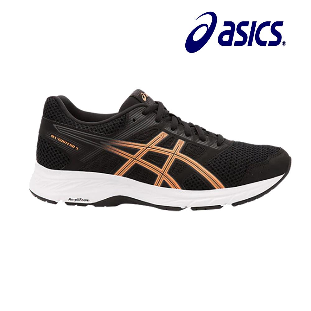 Asics GEL-CONTEND 5 女慢跑鞋 1012A234-001 @ Y!購物