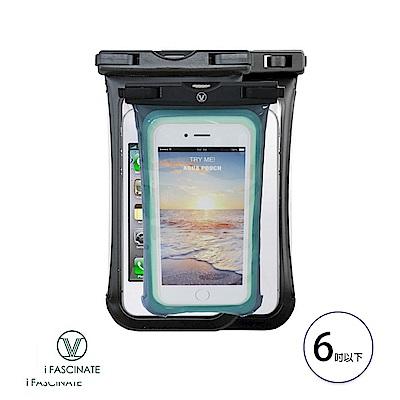 iFASCINATE 手機防水袋 B01-045-3 黑