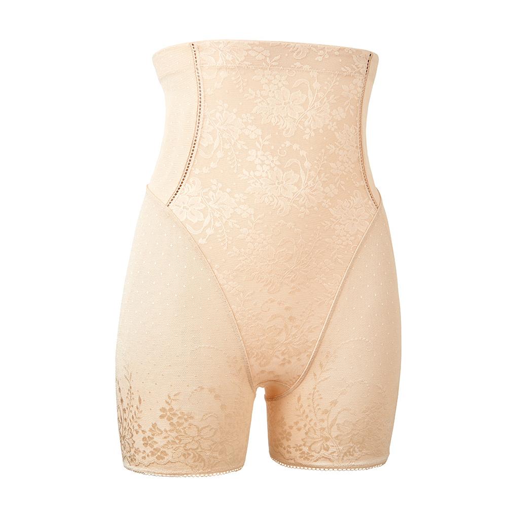 黛安芬-美型美體衣系列高腰束褲 M-EL(嫩膚)