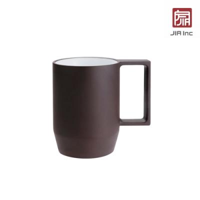 JIA Inc. 品家家品 紫泥系列 拿鐵咖啡杯250ml