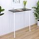 頂堅 寬80x深40x高99/公分-小型吧台桌/高腳桌/餐桌/洽談桌 二色
