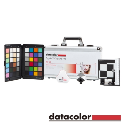 Datacolor SpyderX Capture Pro 數位攝影校正旗艦組