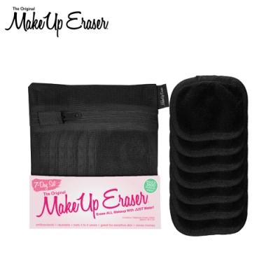 MakeUp Eraser 原創魔法卸妝巾-隨行七件組-專業黑