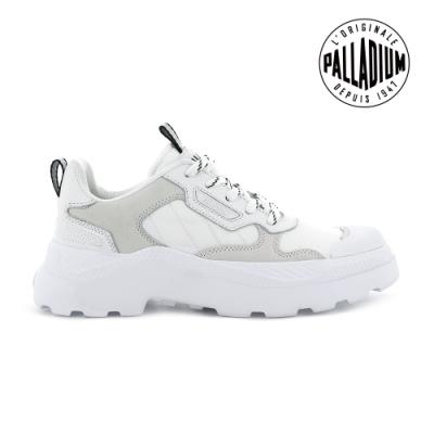 PALLADIUM PALLAKIX 90 LOW軍種休閒鞋-女-白