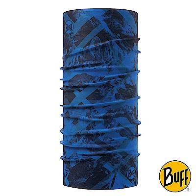 《BUFF》4倍保暖THERMONET動態恆溫頭巾 峰頂綿延 BF117983-715