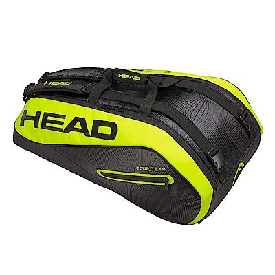 HEAD奧地利 Extreme系列 9支裝球拍袋 283409