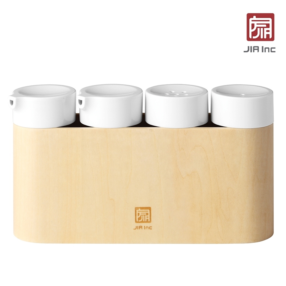 JIA Inc. 品家家品 品系列西式調味罐組