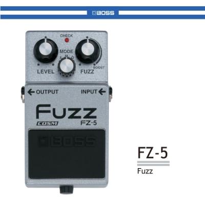 BOSS FZ-5 失真效果器