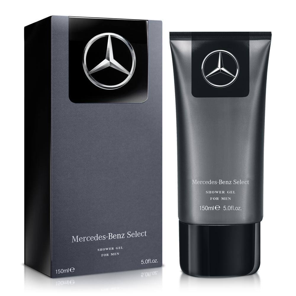 Mercedes Benz 賓士 帝耀非凡男性沐浴精150ml