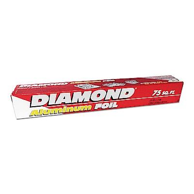 DIAMOND鑽石牌鋁箔紙75呎