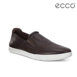 ECCO COLLIN 2.0 個性簡約套入式休閒鞋 男-棕色
