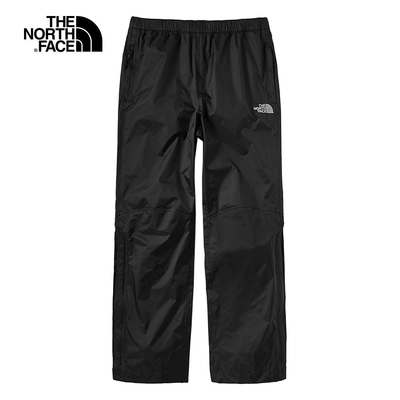 The North Face M VENTURE 2 HALF ZIP PANT 男 長褲 黑-NF0A4NCOJK3