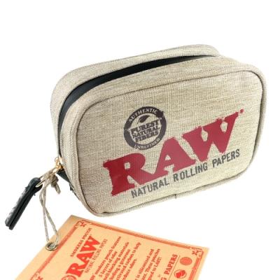 RAW 西班牙進口-Smokers Pouch-防潮防味拉鍊收納包(小款)