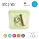 美國Stasher 方形白金矽膠密封袋-棕櫚樹 product thumbnail 2