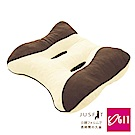 日本COGIT 人體工學舒適透氣美臀纖體QQ坐墊(日本限量進口)-咖啡黃