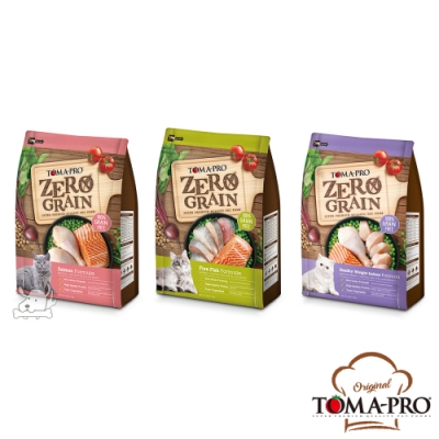 TOMA-PRO 優格 零穀系列 貓飼料 14磅