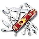 VICTORINOX 瑞士維氏Huntsman 2019豬年紀念刀禮盒