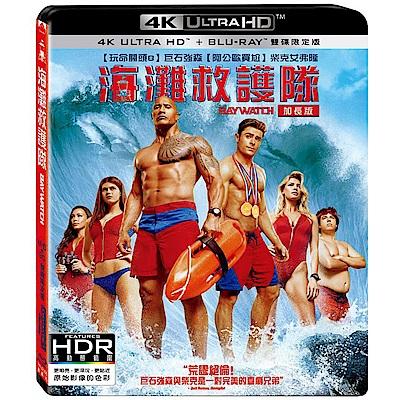 海灘救護隊 UHD+BD 雙碟限定版 藍光 BD
