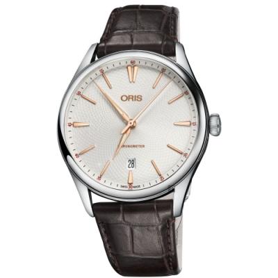 Oris 豪利時 Artelier 日期機械錶-40mm