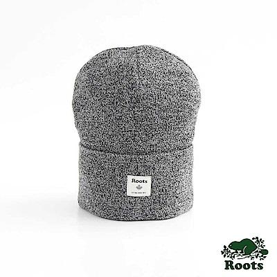 Roots-配件- 漢茲維爾針織帽 - 灰色