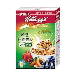 家樂氏 Extra什錦果麥-葡蘋桃杏(375g)