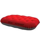 Sea To Summit 20D 充氣方形枕 (標準版) 紅/灰
