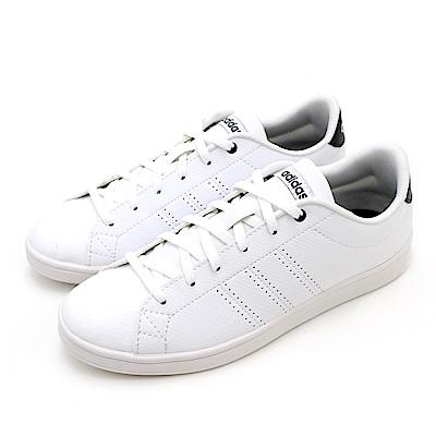 ADIDAS-ADVANTAGE CLEAN女休閒鞋-白