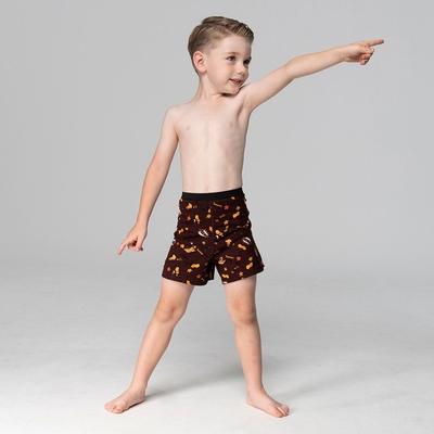 DADADO-好事花生 140-160男童內褲(深咖啡) 品牌推薦-舒適寬鬆
