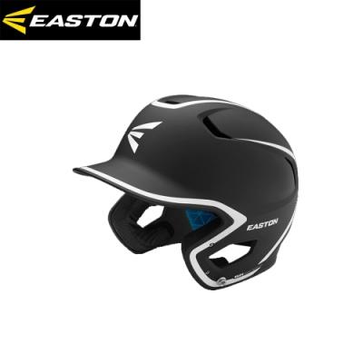 EASTON Z5 2.0 MATTE 2TONE 進口打擊頭盔 黑白 A168-508