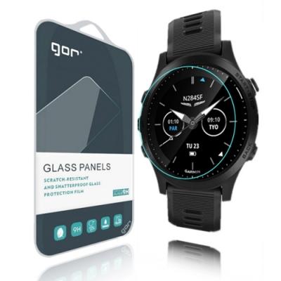 GOR 9H Garmin Forerunner 945 手錶鋼化玻璃保護貼 2片裝