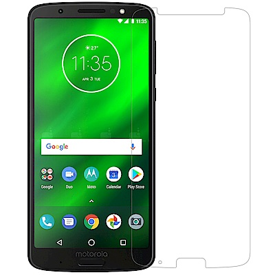 NILLKIN Motorola Moto G6 Plus 超清防指紋保護貼 - 套裝版