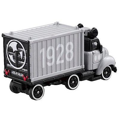 任選TOMICA 迪士尼1928米奇90週年紀念貨櫃車組 DS11409 原廠公司貨
