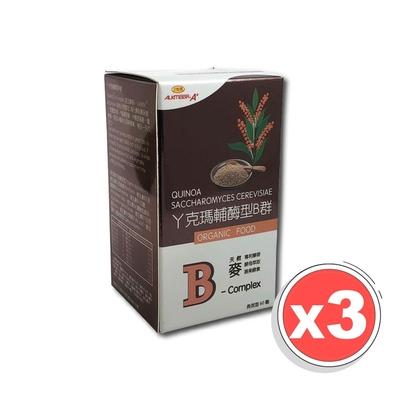 ALKmaarㄚ克瑪 天然輔酶型B群x3罐