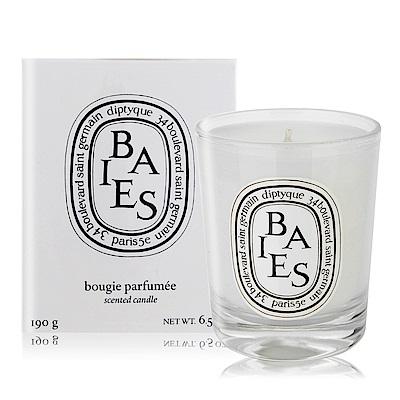 DIPTYQUE 香氛蠟燭190g-漿果香 baies candle