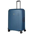 VICTORINOX瑞士維氏Werks Traveler 6.0可擴充29吋硬殼行李箱-藍