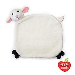 美國 Apple Park 有機棉安撫巾彌月禮盒 - 小羊
