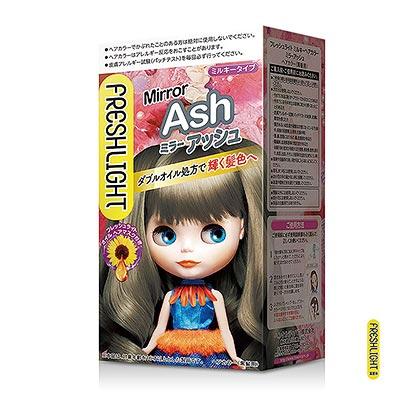 FreshLight 富麗絲染髮系列 銀雪灰