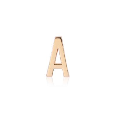 HOURRAE 英文字母A~M 人氣玫瑰金系列 小飾品